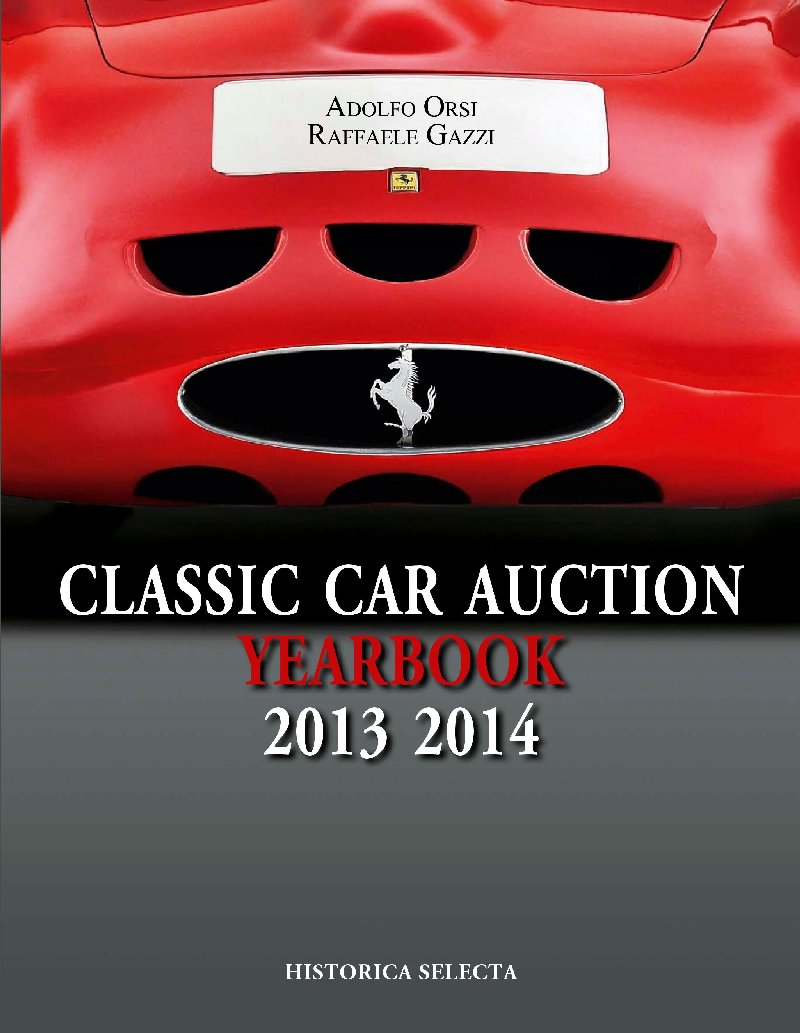 Classic Car Auction Yearbook 2013/2014
