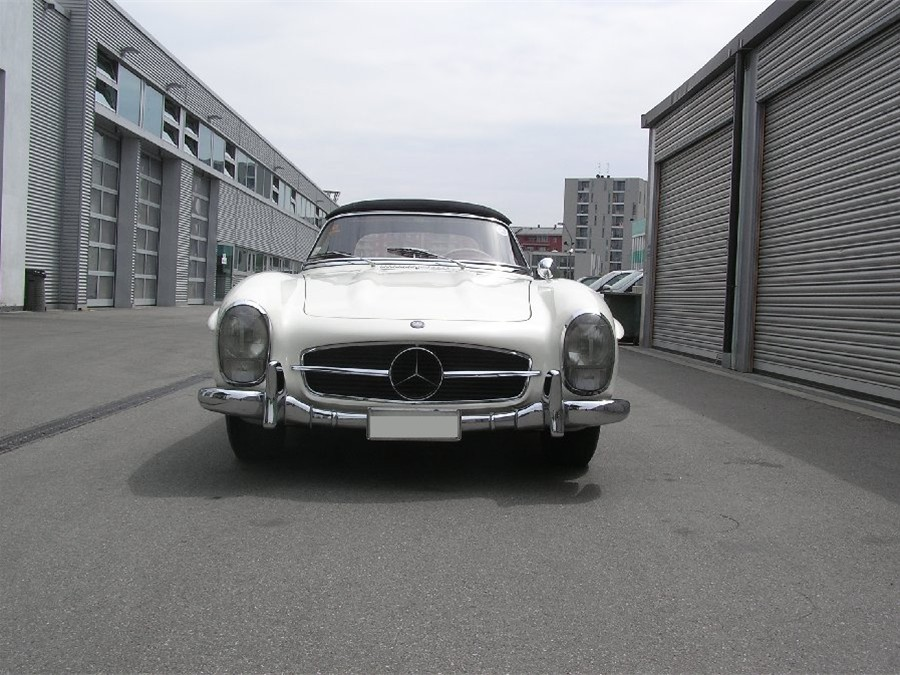 Mercedes-Benz 300SL R